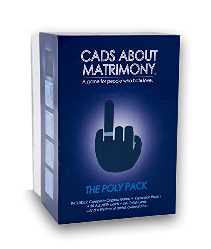 Cads About Matrimony Poly Pack by Cads About Matrimony