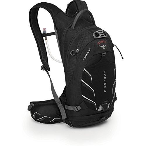 Osprey Packs Raptor 10 Hydration Pack, Black