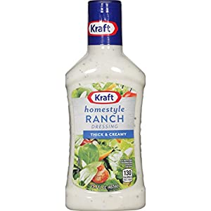 Kraft Homestyle Ranch Dressing and Dip, 15.8 Ounce