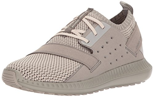 Under Armour Women's Threadborne Shift Sneaker, Beige Canvas (104)/Stoneleigh Taupe, 6.5 by Under Armour