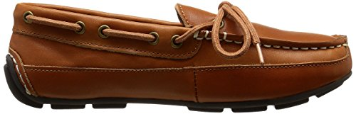 Cole Haan Boys' Grant Driver BRIT TAN BUR LEA-K, British, 5.5 M US Toddler by Cole Haan (Image #7)