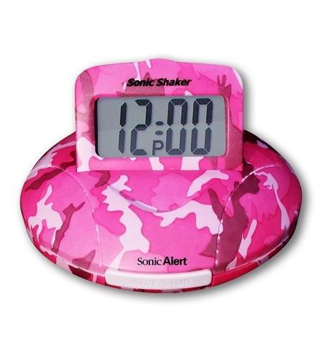 Sonic-Alert-SBP100-Portable-Loud-Vibrating-Alarm-Clock