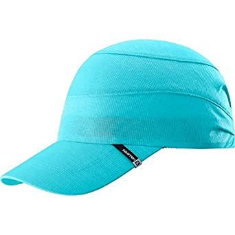 Salomon XR Gorra, Mujer, Azul (Blue Radiance), Talla Única: Amazon ...
