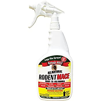 Amazon.com : Rodent MACE Mouse Repellent 40oz Ready-to-Use