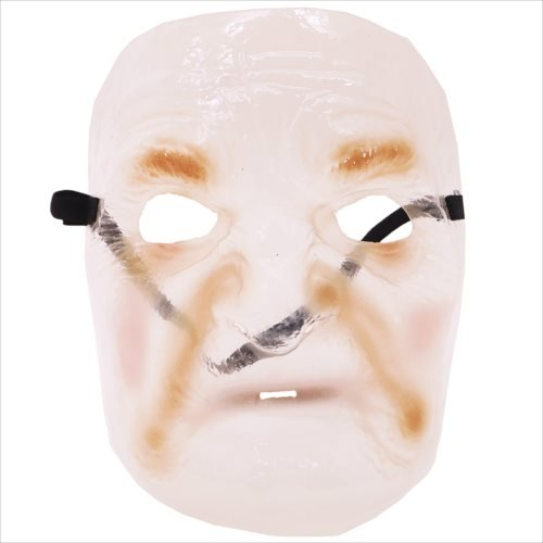 Eerie Uncle mask