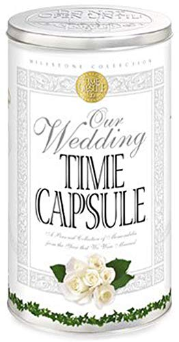 Milestone Collection Wedding Time Capsule