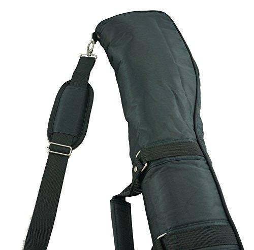 K-Cliffs Driving Range Mini Course Training Practice Golf Bag Travel Case Black By Praise Start by K-Cliffs (Image #7)