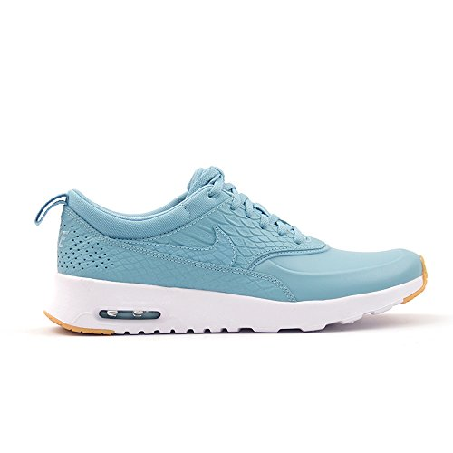 timeless design bea47 94c6b Nike Womens Air Max Thea PRM (8.5 B(M) US, Mica Blue Gum Yellow)  (B071Z7YGKJ)   Amazon price tracker   tracking, Amazon price history  charts, Amazon price ...