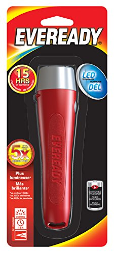 Eveready LED Flashlight, All Purpose (Batteries - Torch Eveready