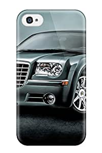 Premium EVNeJem3148xrBvH Case With Scratch-resistant/ Chrysler Touring Car Case Cover For Iphone 4/4s