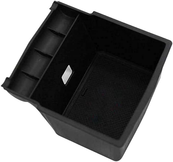 Armrest Storage Box for Subaru Forester 2013-2018 Central Console Glove Tray