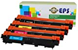 EPS Replacement 4PK Brother TN221 TN225 Replacement Toner Set for MFC-9330CDW MFC-9340CDW, Office Central