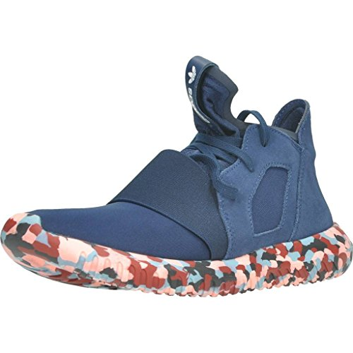 adidas Tubular Depiant W 293 Damen Sneaker (Night Indigo/Night Indigo/White)