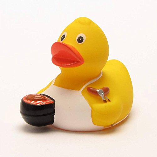 Rubber Duck Barbecue | Bathduck | Duckshop | L: 8 cm for sale  Delivered anywhere in USA