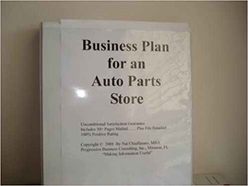 Auto Parts Store Business Plan on business plan sample for job, business plan examples, business plan table of contents page, business plan executive summary, business plan key components, business plan vision statement,