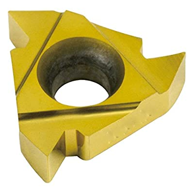 HHIP TiN Coated Threading Carbide Insert (Various Sizes: 8mm - 16mm IC)