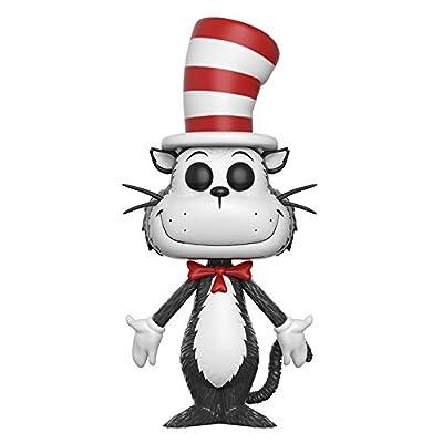 Funko POP Books: Dr. Seuss Cat in the Hat Toy Figure: Funko Pop! Books:: Toys & Games