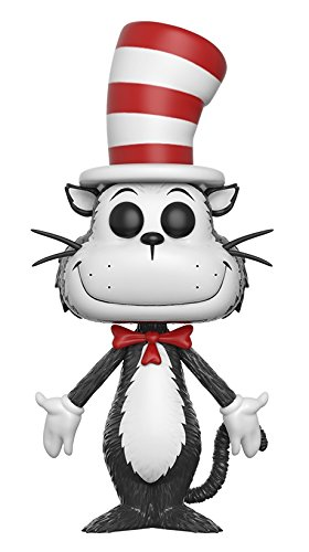 Funko POP Books: Dr. Seuss Cat in the Hat Toy Figure