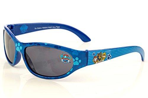 Paw Patrol Boys Sunglasses 100% UVA & UVB Protection Paw Print