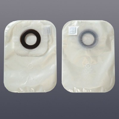 MCK33254900 - Hollister Colostomy Pouch Karaya 5 One-Piece System 12 Inch Length 2 Inch Stoma Closed End