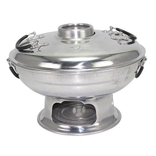 Thai Hot Pot Soup Bowl Aluminium Tom Yum Kung Serving Size 10