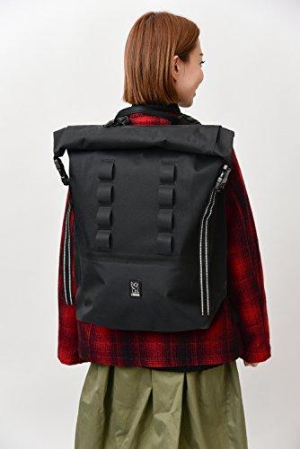Amazon.com  Chrome BG-218-BKBK Black 28L Urban Ex Rolltop Backpack   Computers   Accessories e193e44deb4