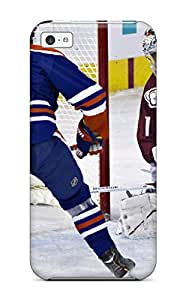 For DgRmQqr6739dQEeE Edmonton Oilers (22) Protective Case Cover Skin/iphone 5c Case Cover