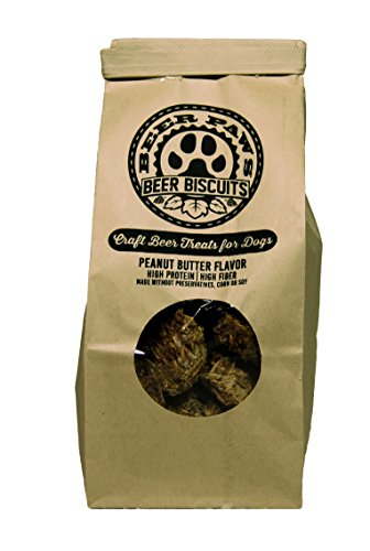 beer-paws-beer-biscuits-peanut-butter-treats-for-dogs-6-oz