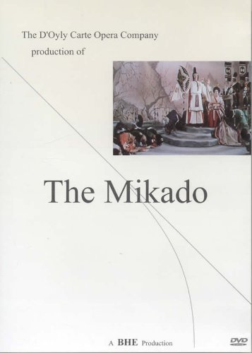 The Mikado - D'Oyly Carte Opera Company [DVD]