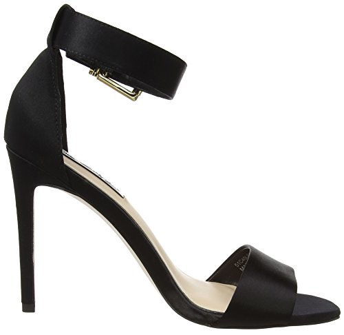 MISS SELFRIDGE Satin - Tacones Mujer Black (Black)