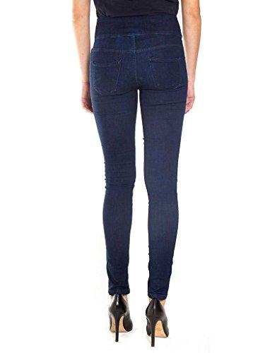 Dritto Elasticizzato Denim Carrera Vestibilità Per Vita Skinny Tessuto Look Jeans Alta 775 Donna Modello z1FqxX1Zw