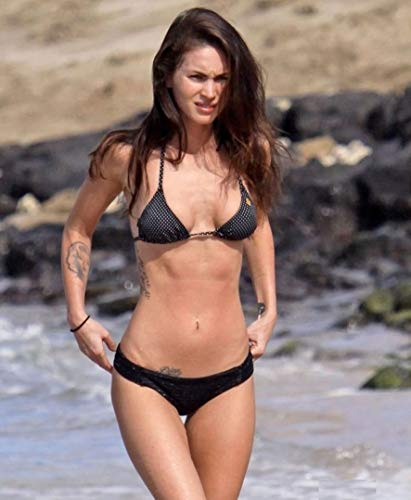 Megan Fox 8x10 Photo - No Image is Cropped. No white or black borders, What you see is what you get. #MS1608A