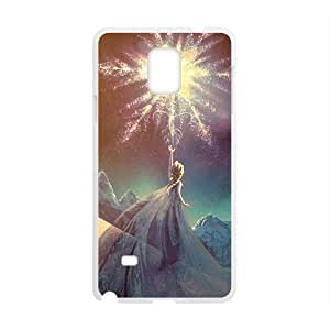 Happy Magic Disney Frozen Elsa Design Best Seller High Quality Phone Case For Samsung Galacxy Note 4