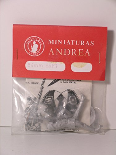 Andrea Miniatures 54mm Scale German WW II SS Soldier---Metal Miniature