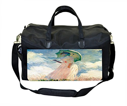(Monet Woman with a Parasol Diaper Bag)