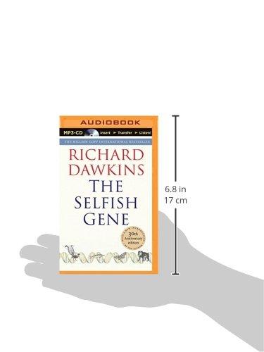 the selfish gene synopsis