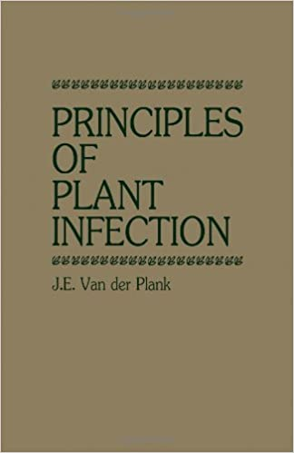 Principles of Plant Infection by Van der Plank J. E. (1975-03-21)