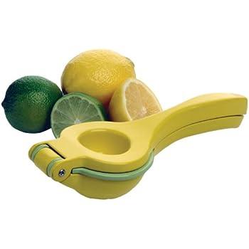 Amazon com: Amco Enameled Aluminum Lemon Squeezer: Hand Juicers