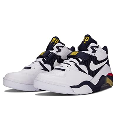 new product d61c5 99875  ナイキ  AIR FORCE 180 OLYMPIC DREAM TEAM PACK スニーカー (310095 100) WHITE