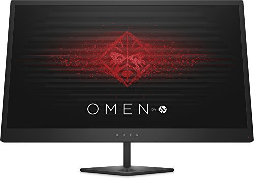 HP - OMEN by HP 24.5 LED FHD Monitor - Black