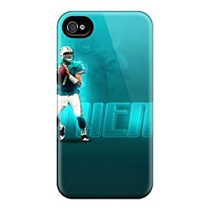 New MVo253POrF Miami Dolphins Covers Cases For Iphone 6