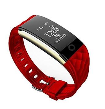 Ritmo cardíaco reloj de running, Smart Fitness Tracker, TLL est – mejor calidad Wearable
