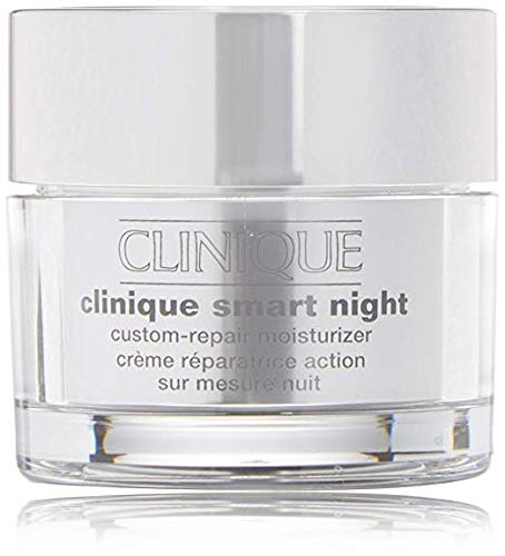 Clinique Smart Night Custom Repair Moisturizer Dry/Combination Unboxed 2 Ounces (X2 1 Ounce Jars)