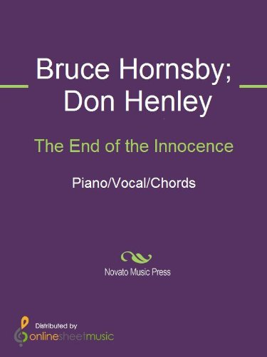 The End Of The Innocence Kindle Edition By Don Henley Bruce