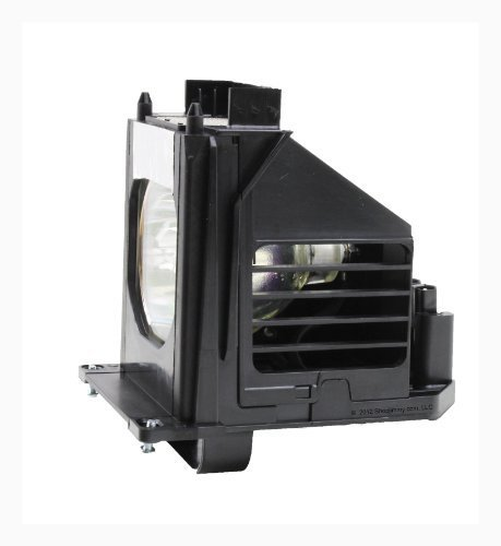 Mitsubishi 915P061010 Replacement Lamp w/Housing 6,000 Hour Life & 1 Year War... ()