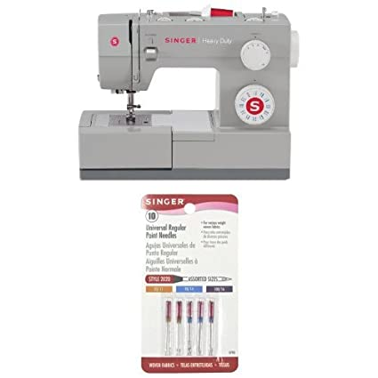 Amazon SINGER 40 Heavy Duty ExtraHigh Sewing Speed Sewing Fascinating Singer 4423 Heavy Duty Sewing Machine