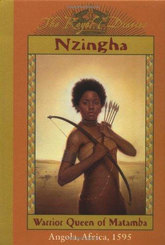 Nzingha: Warrior Queen of Matamba, Angola, Africa, 1595