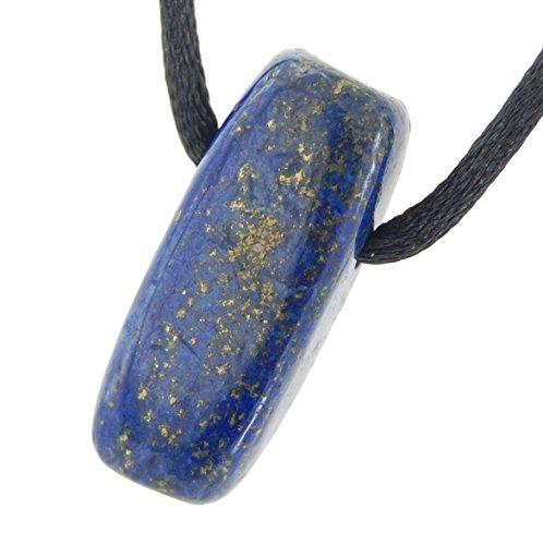 Miner's Horde - Polished Lapis Lazuli Block 25mm Blue Golden Pyrite - 20