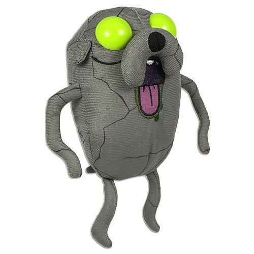 Adventure Time Exclusive Zombie Jake Plush  7 Inch