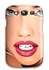 Slim New Design Hard Case For Galaxy S3 Case Cover - ZherlOC596mTwrp